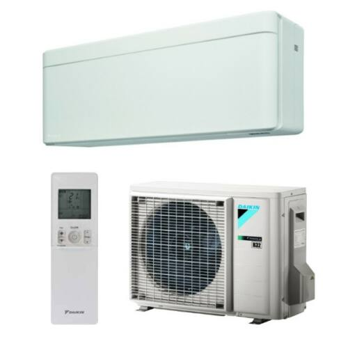 Daikin Stylish White oldalfali split 2,5 kW