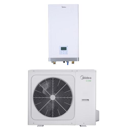 Midea M-Thermal osztott levegő-víz hőszivattyú 10 kW, 1 fázis