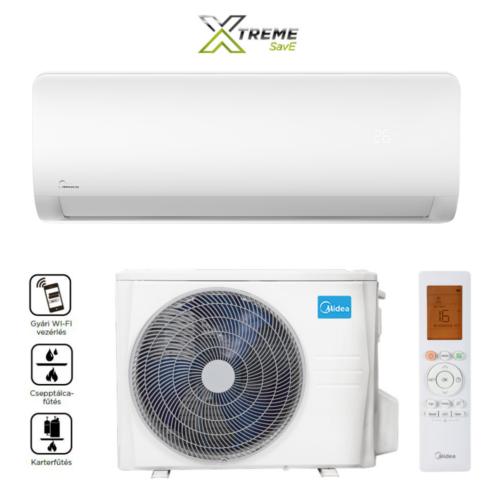 Midea Xtreme Save 3,6 kW (SZERELÉSSEL!)